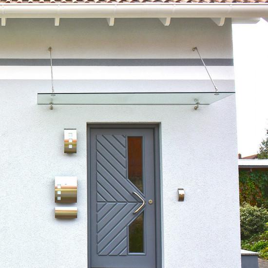 Nadstrešek za vhodna vrata 200x90cm V1