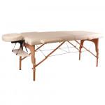 Lesena masažna miza Taisage