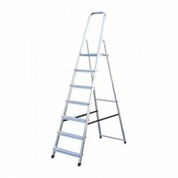 Prostostoječa lestev 7 stopnična