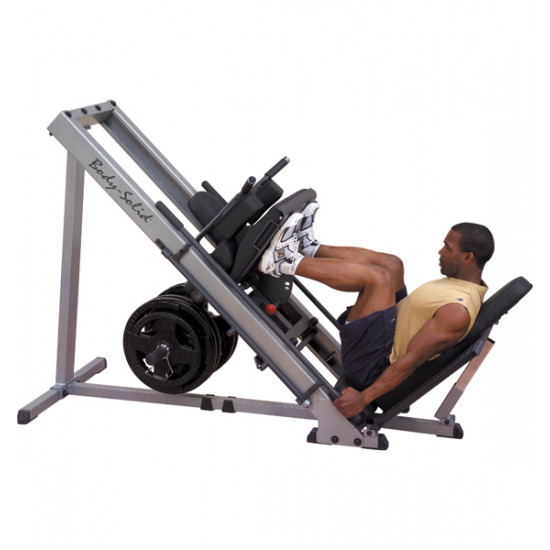 Body-Solid Leg Press and Hack Squat