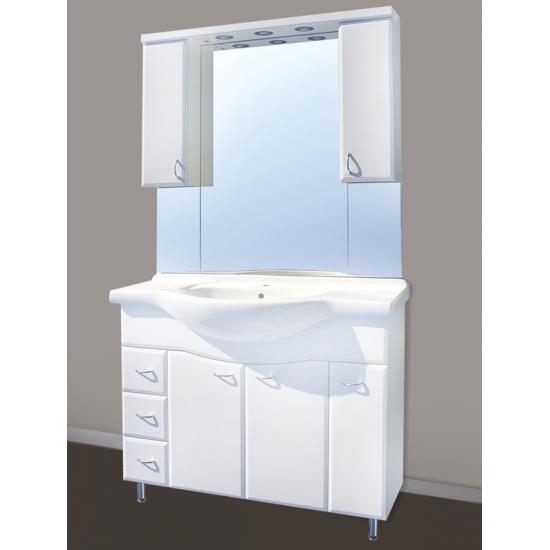 Sanotechnik kopalniški sestav Sanremo Lux 105
