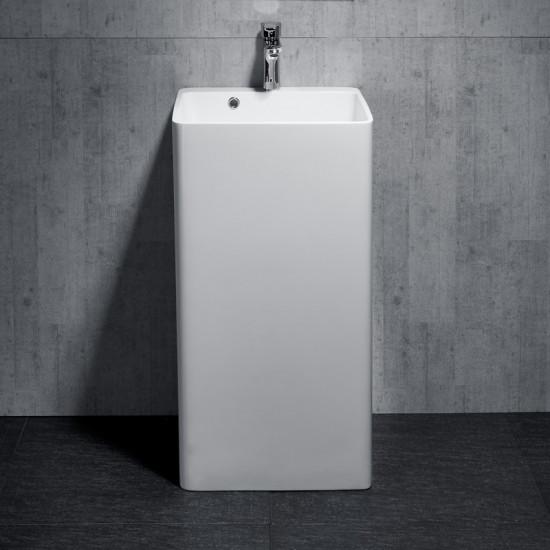 Sanotechnik prostostoječi umivalnik Weta