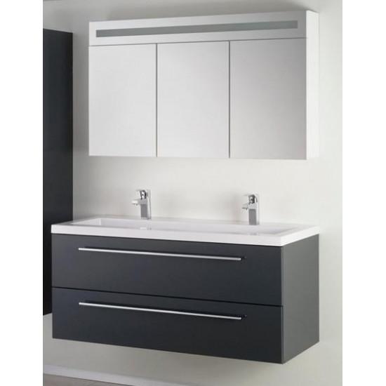 Sanotechnik kopalniški set z osvetlitvijo Fiora 120