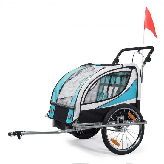 Otroška kolesarska prikolica 80030