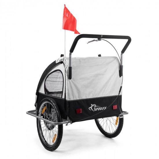 Otroška kolesarska prikolica 80050