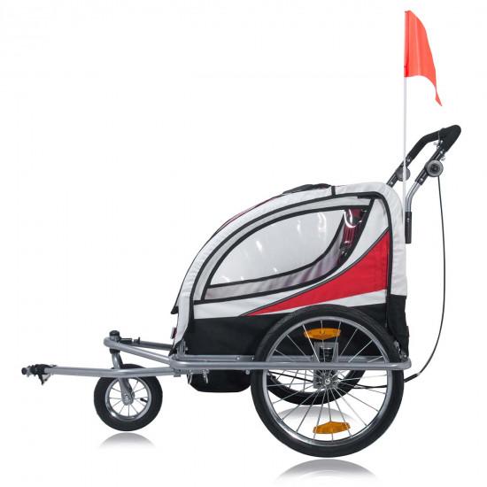 Otroška kolesarska prikolica 80060