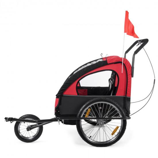 Otroška kolesarska prikolica 80070
