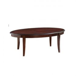 Klubska miza Nouveau ovalna