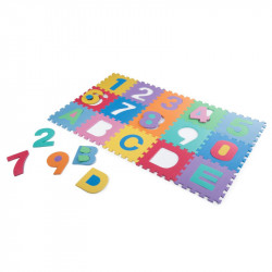 Igralna puzzle podloga 48280
