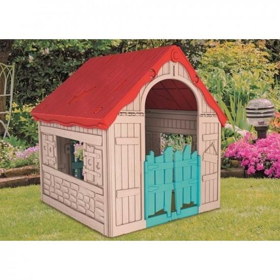 KETER otroška hiška 208150