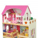Lesena hišica za lutke 48631