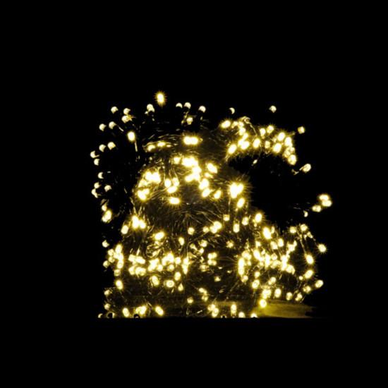 Lučke 420 LED 5 mm toplo bele s programatorjem
