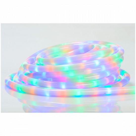 Lučke LED svetlobna mlečna 9 m