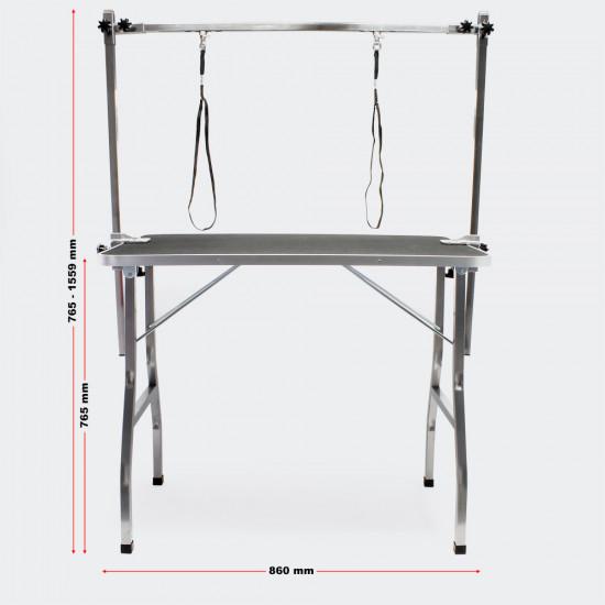 Negovalna miza za živali 51718