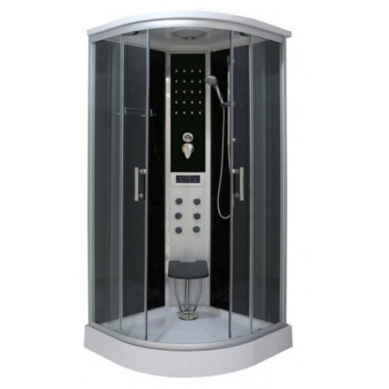 Sanotechnik masažna kompletna tuš kabina Dream 90x90