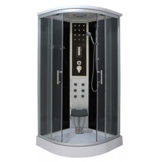 Sanotechnik masažna kompletna tuš kabina Comfort 100x100