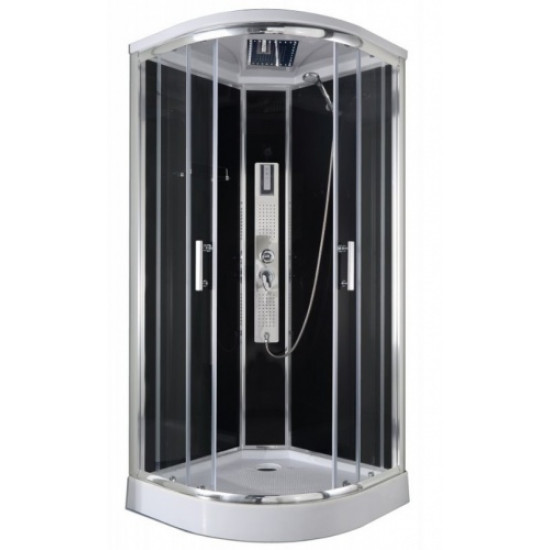 Sanotechnik masažna kompletna tuš kabina Trend 1 90x90