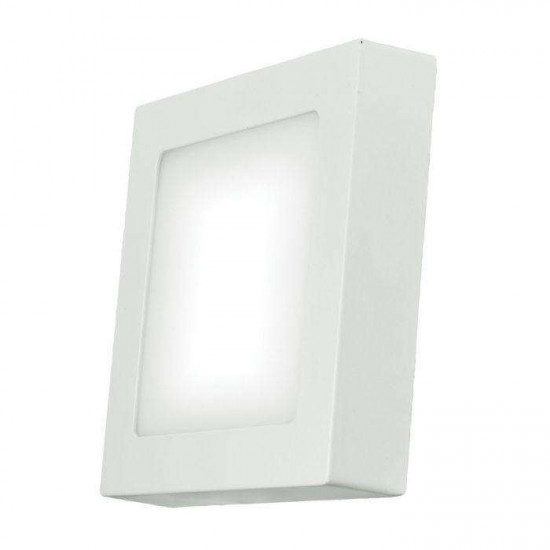 LED stropna svetilka Emos Panel S18W NW bela kvadratna