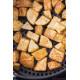 Cuisinier Deluxe Cvrtnik/Friteza - cvrtje brez olja, 80% manj maščob, 5.2L, moč 1800W