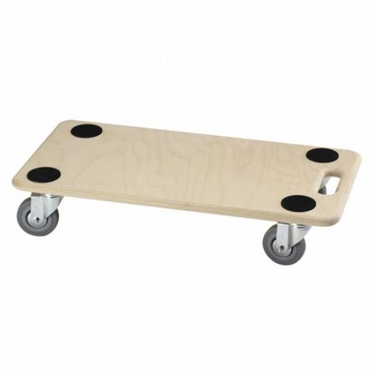 Ročni voziček Dörner z leseno ploščo 590x290 mm