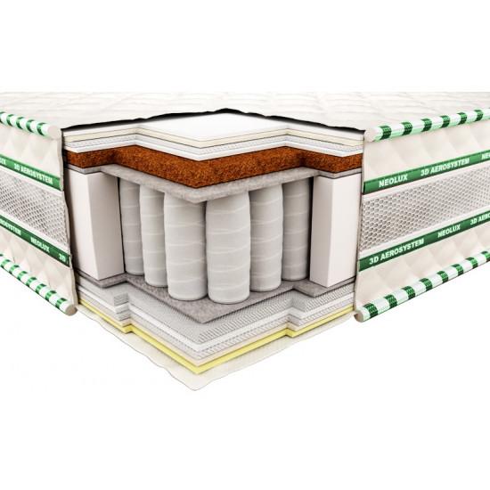 Spring Mattress 3D Magnat ultra coconut 160x200