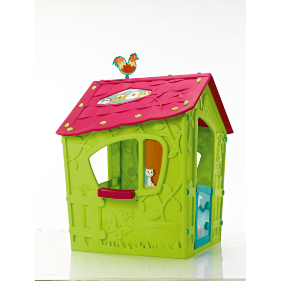 KETER otroška hiška 207195