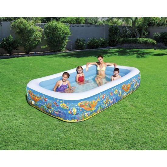 Družinski bazen Bestway 305 x 183 x 56 cm