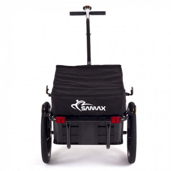 Kolesarska prikolica Samax