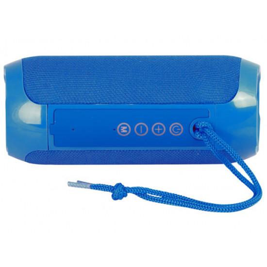 Bluetooth zvočnik TREVI XR JUMP XR 84 PLUS, BT, USB, MP3, MicroSD, AUX-IN, Radio FM, baterija, modri